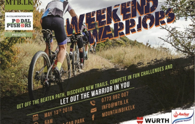 Weekend Warrior - Adventure Race